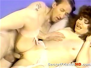 vintage porn With a super-naughty red-haired