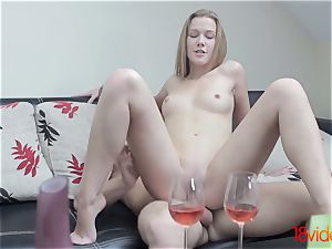 legitimate Videoz - Alexis Crystal - Morning coffee and fuck-a-thon