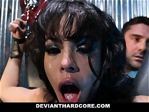 DeviantHardcore - Latina mummy predominated