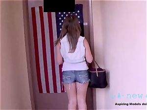 ultra-cute teenage GETS screwed AT audition audition BY AGENT