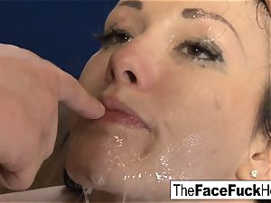 Jennifer white gets face screwed firm