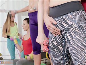 fitness apartments ample funbags honeys blow n tear up teachers man meat