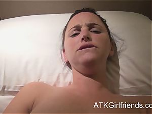 pov with hope Howell in Singapore completes with internal cumshot