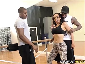 Nikki Benz enjoys anal with bbc - hotwife Sessions