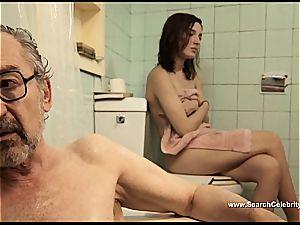 dark-haired Latina Maria Valverde looking fantastic on film