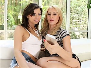 Tara Morgan and Addison Ryder are g/g paramours