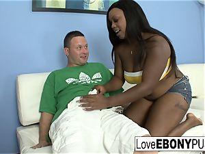 huge-chested black stunner Jayden Starr gets banged