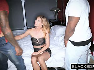BLACKEDRAW euro Model humps 2 BBCs and Gets predominated