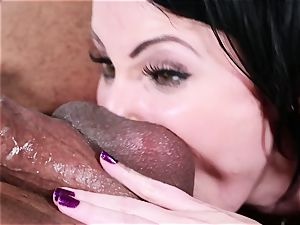 Veruca James is a uber-cute Latina star who likes fuck-stick