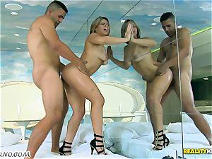 anal invasion porno with latin milf Melissa Pitanga