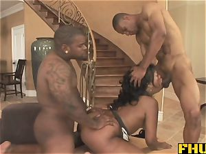 Fhuta black extraordinaire 3some
