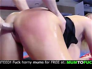 mummy and sonnie! rock hard ass fucking plumb!!