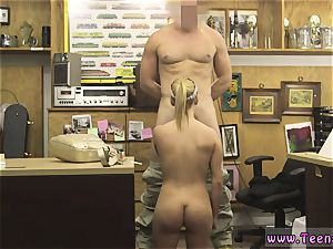 fantastic ash-blonde no condom Stealing will only get you nailed!