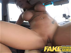 faux Driving college sloppy internal ejaculation advanced lesson