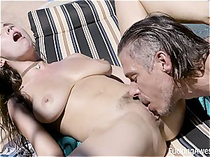 poundable super-naughty Lena Paul always finds a rod in need of fanny
