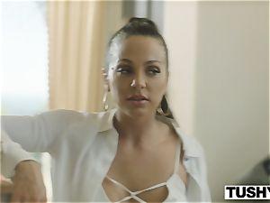 TUSHY.com Feature show Abigail Part four