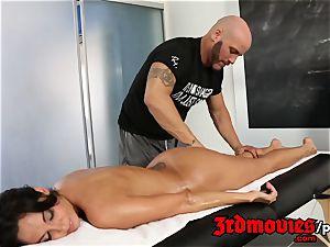 Ava Addams sensuous massage