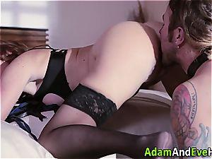 Krissy Lynn dominates her playmate