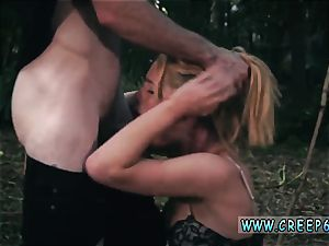 Stumped bondage & discipline Raylin Ann is a stunning, super hot platinum-blonde who is so plowing naughty she