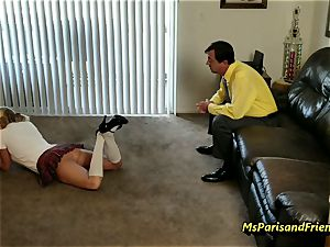 Ms Paris and Her Taboo Tales-Daddy daughter experience