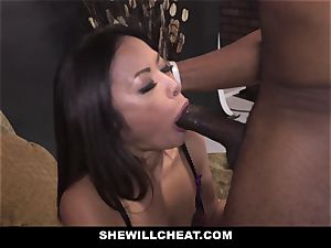 SheWillCheat - red-hot japanese wifey railed By bbc