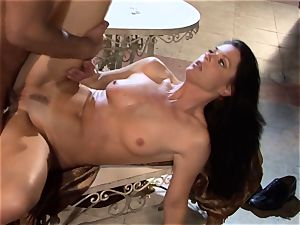 India Summers India Summers is enjoying the meaty trouser snake pleasuring her red-hot vag har