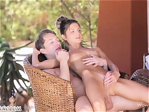 firm fuked for bony ultra-cutie from Russia