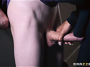 Lola Marie does sabotage work with her cougar slit