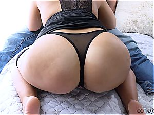 voluptuous foreplay leads to super-hot hump