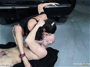 busty Ariella Ferrera - Drive on my shaft