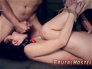 Real first-timer homemade nubile and caught draining on sofa xxx hottest mates Aidra Fox and
