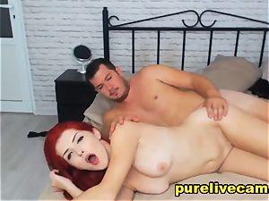 Homemade mischievous lovemaking Live On web cam