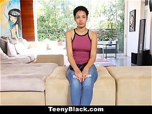 TeenyBlack - molten unexperienced deepthroats manstick