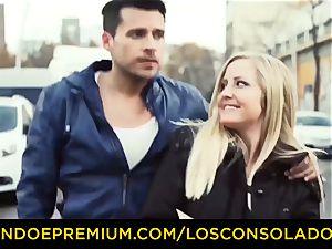 LOS CONSOLADORES - inked honey molten 3 bang-out FFM