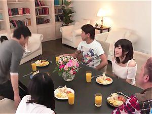 killer gigs of home pornography with Ayaka Haruyama - More at JavHD.net
