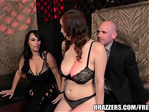 Brazzers - Holly Halston - Learning From the greatest