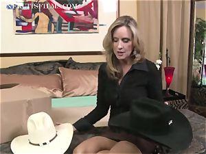 mummy Jodi West plows dude