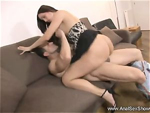 cougar Gets ass fucking bang-out Therapy